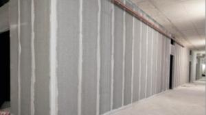 Thi công tấm tường acotec