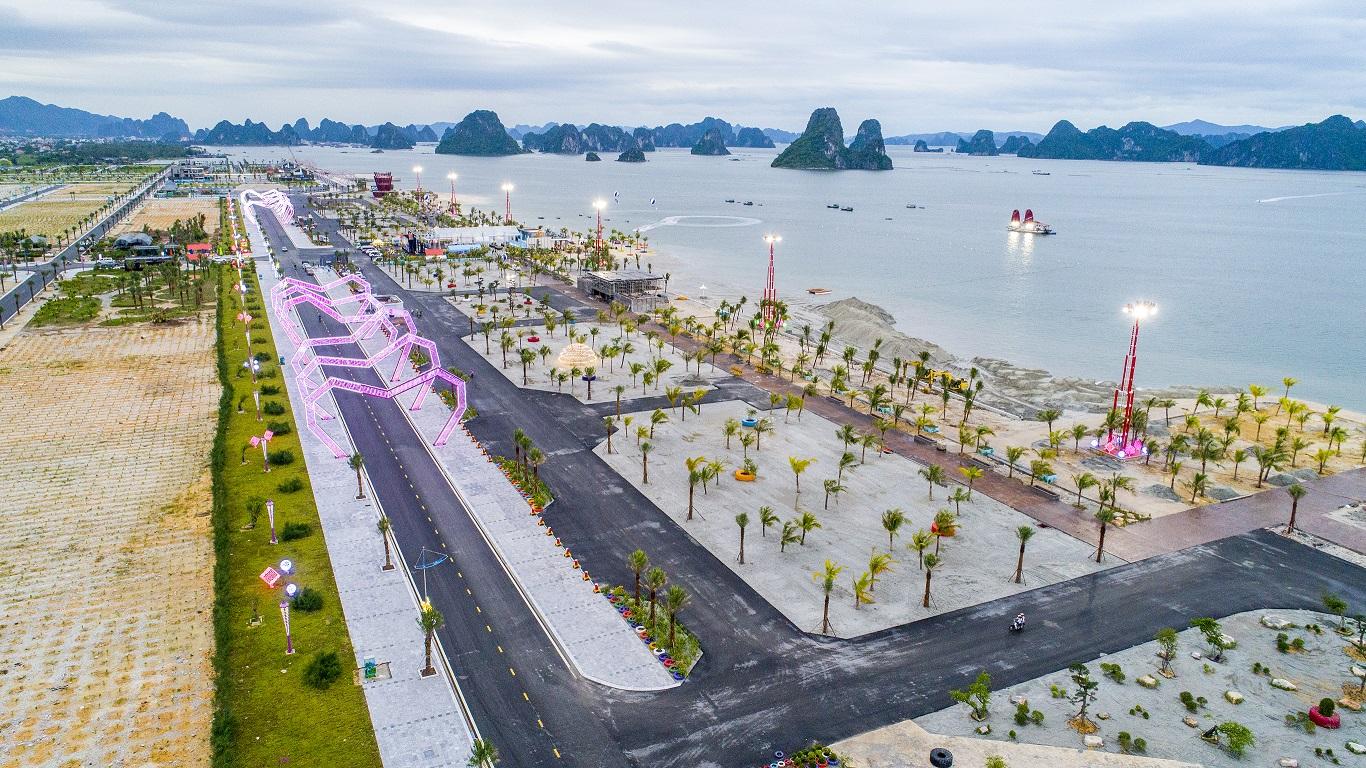 dự án khu đô thị biển phương đông vân đồn
