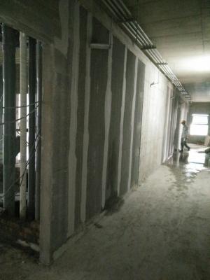 Tấm tường bê tông